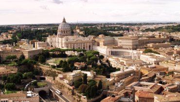 Cité du Vatican - The Young Pope