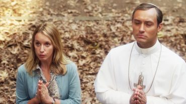 Ludivine Sagnier - Jude Law - The Young Pope