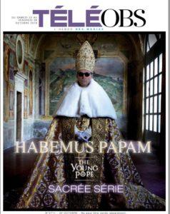 Pie XIII dans TéléObs