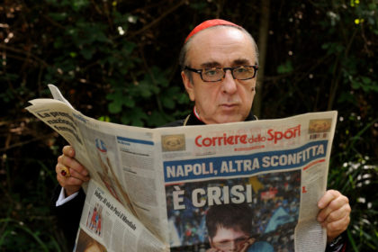 Cardinal Voiello (Silvio Orlando) - The Young Pope