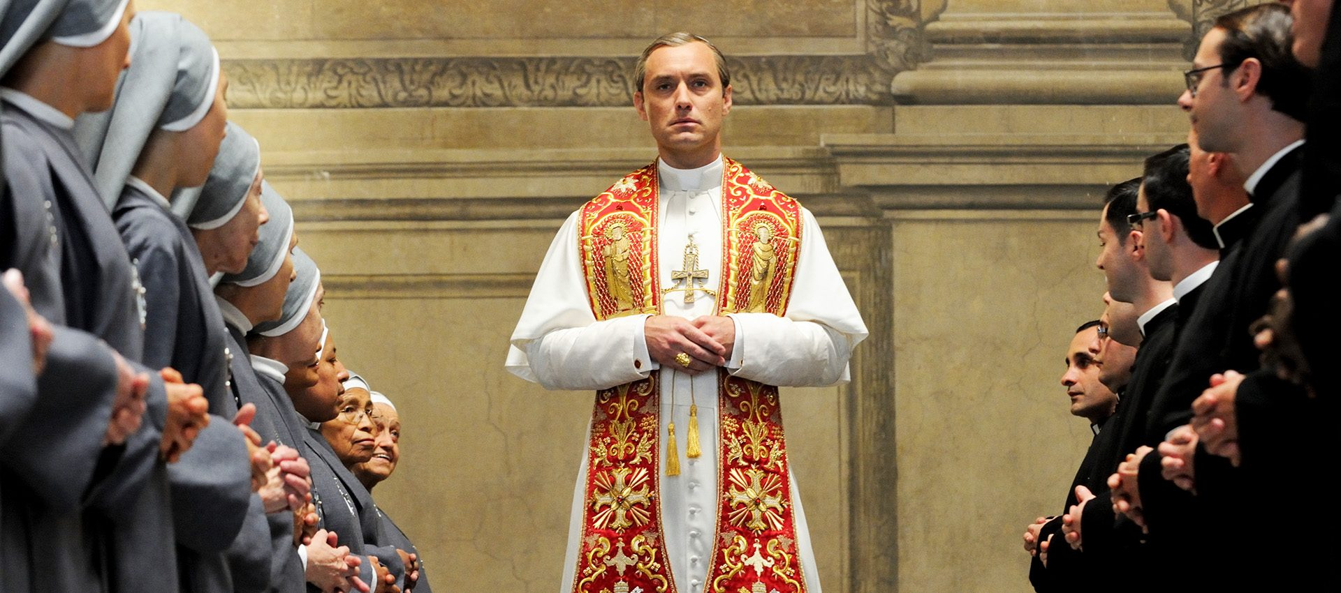 The Young Pope (Pie XIII) : la bande-annonce