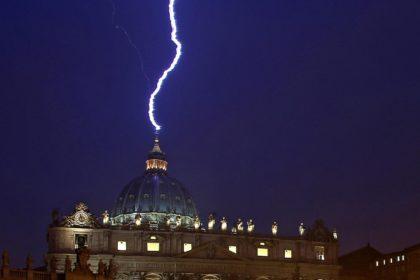 Coup de blues sur le Vatican