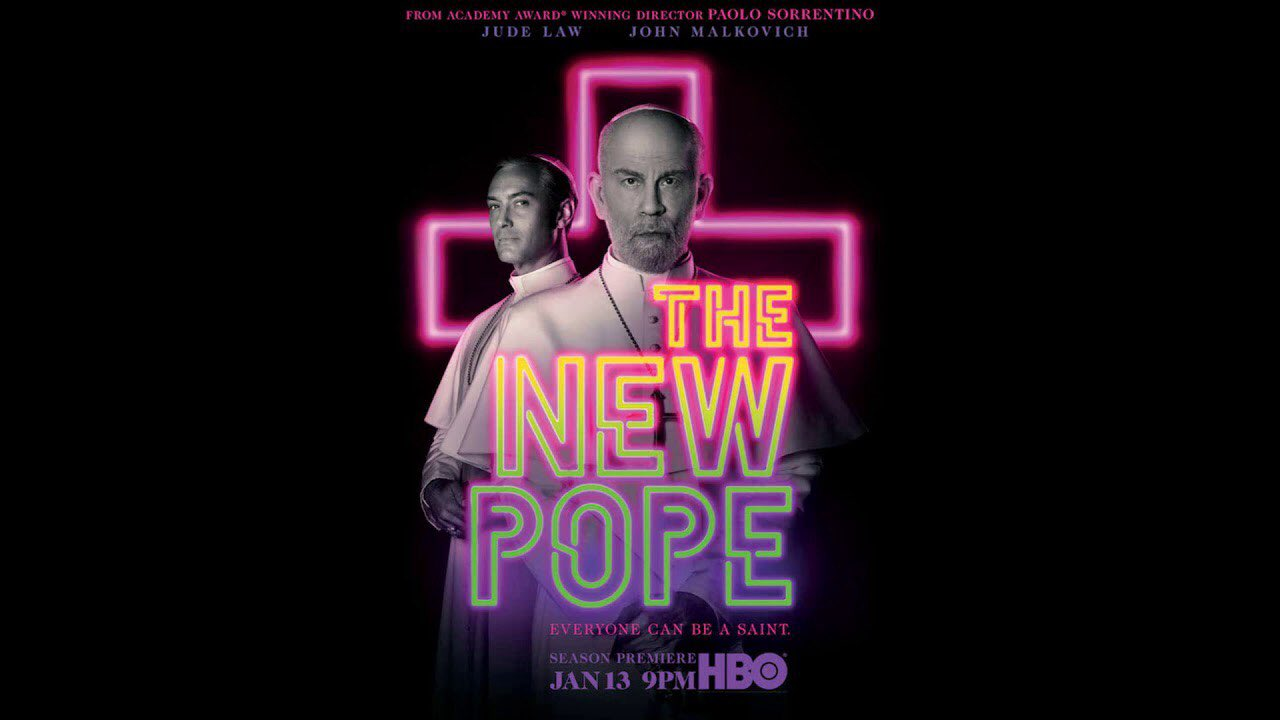 The New Pope : bande-annonce officielle