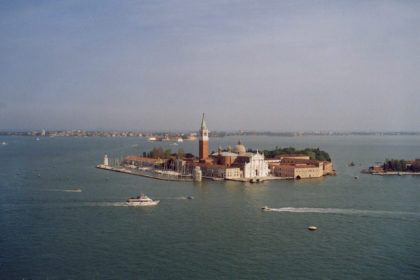 Abbayé Saint George - Venise - The New Pope