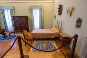 Chambre du pape - Castel Gandolfo