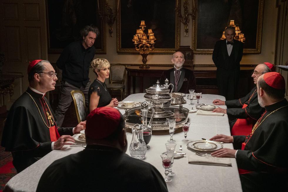 Comment déjeune le pape ?